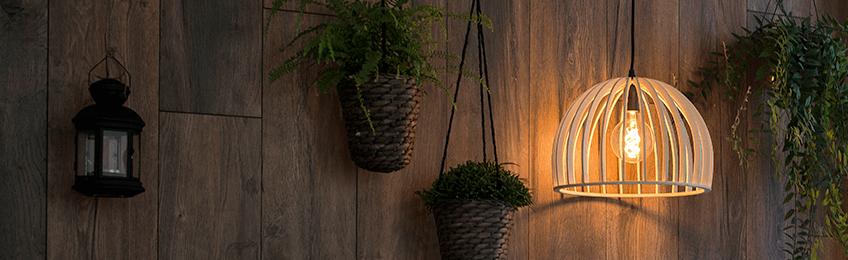 Lampenundleuchten - von außen nach innen