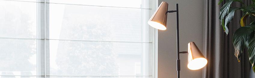 LED stehlampen