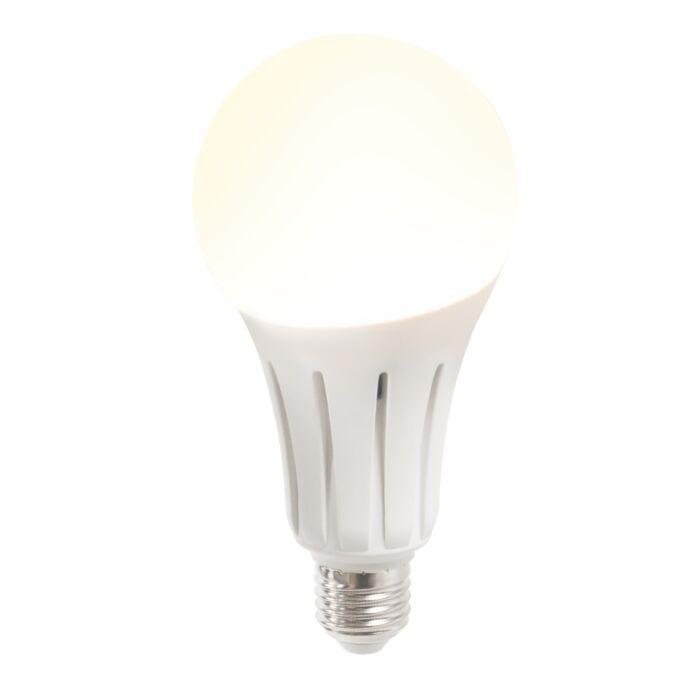LED-Leuchtmittel-B80-24W-E27-warmweiß