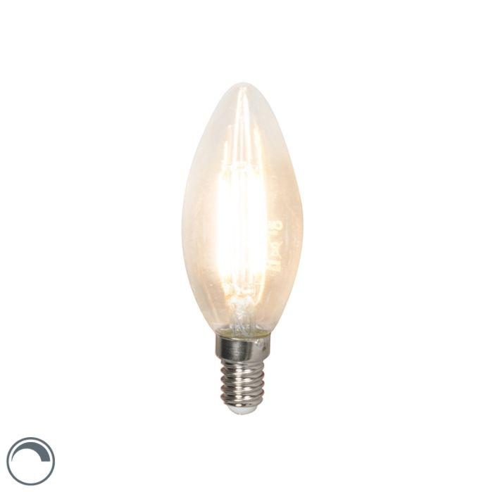 E14-dimmbare-LED-Glühkerzenlampe-B35-3.5W-350-lm-2700K