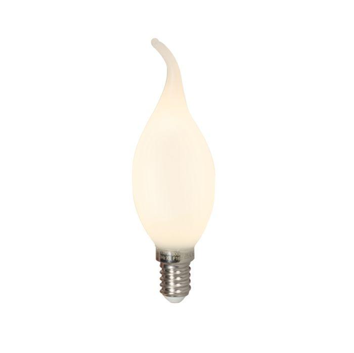 LED-Faden-Kerzenlampe-E14-240V-3,5W-/-300-lm-dimmbar