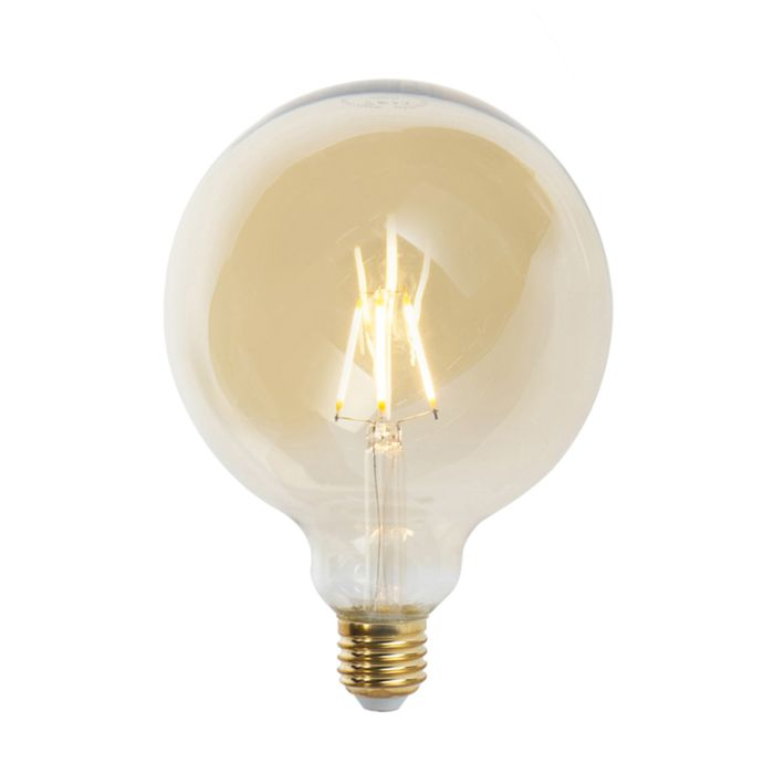 5er-Set-E27-dimmbare-LED-Lampen-G125-goldline-2200K