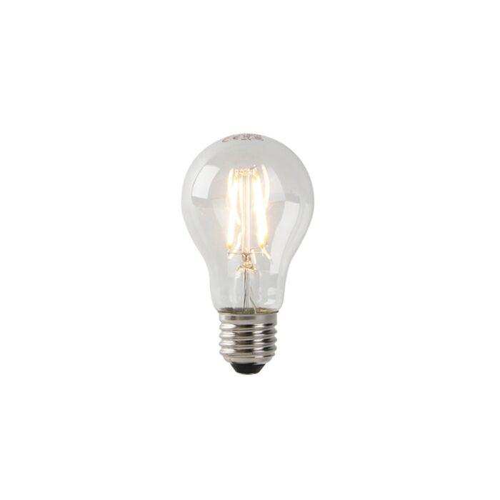 LED-Lampe-A60-E27-3W-2200K-klares-Filament