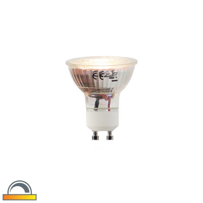 LED-Lampe-GU10-5W-360-Lumen-2000-2700K-Dimmbar-warm