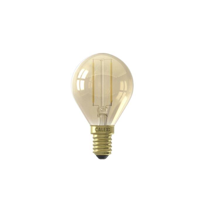 E14-LED-Lampe-P45-goldline-2W-130-lm-2100K