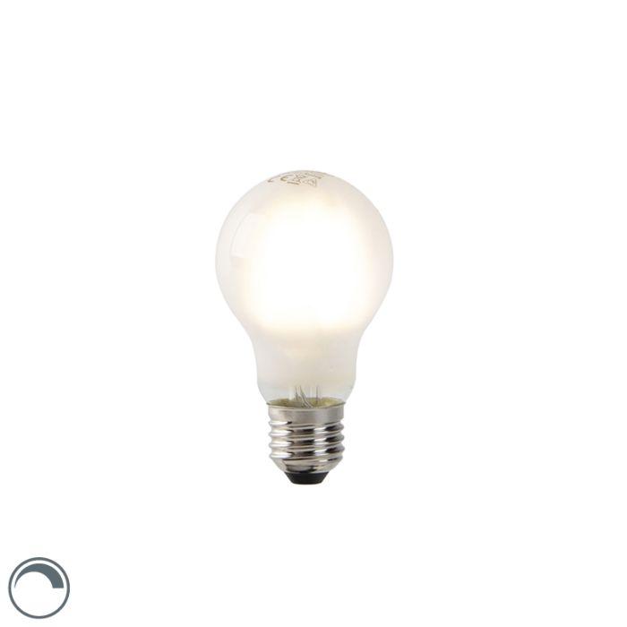 E27-dimmbare-LED-Glühlampe-A60-Milchglas-4W-320-lm-2700K