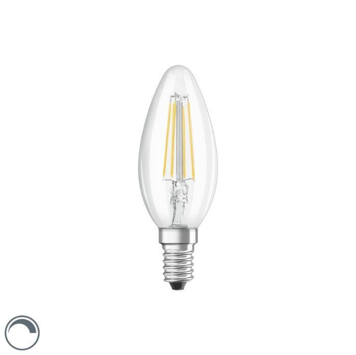 E14-dimmbare-LED-Glühlampe-B35-klar-5W-470-lm-2700K