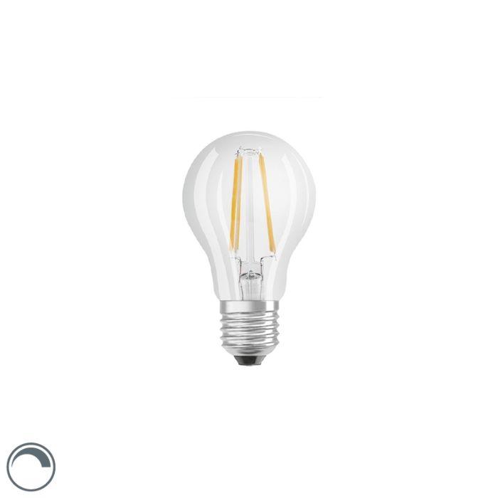 D27-dimmbare-LED-Lampe-A60-klares-Filament-7W-806-lm-2700K