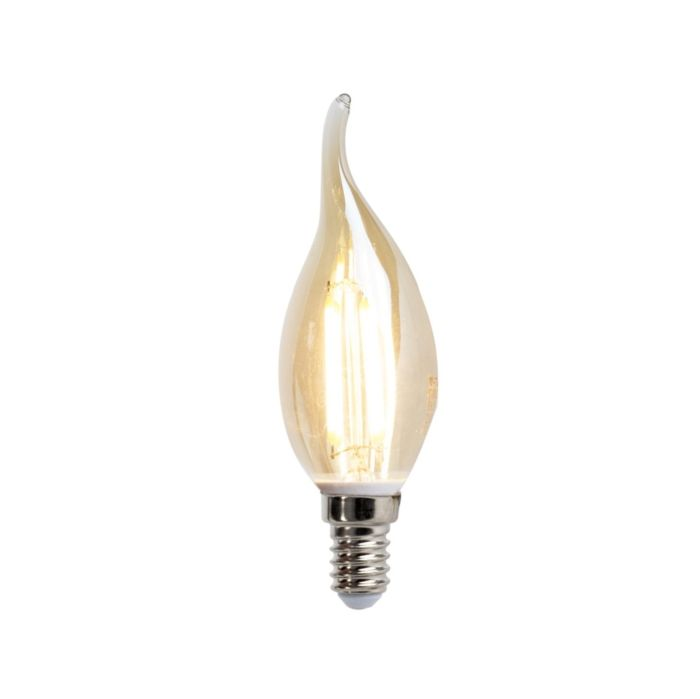 LED-Fadenlampe-Kerzenlampe-E14-4W-350-Lumen-warmweiß-2200K