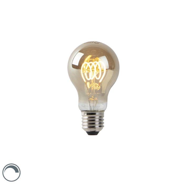 E27-dimmbare-LED-Spiral-Glühlampe-Rauchglas-160-lm-2200K