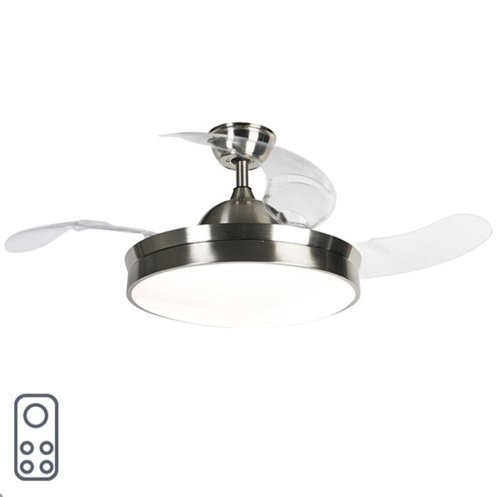 Deckenventilator-Stahl-inkl.-LED-und-Fernbedienung---Xiro