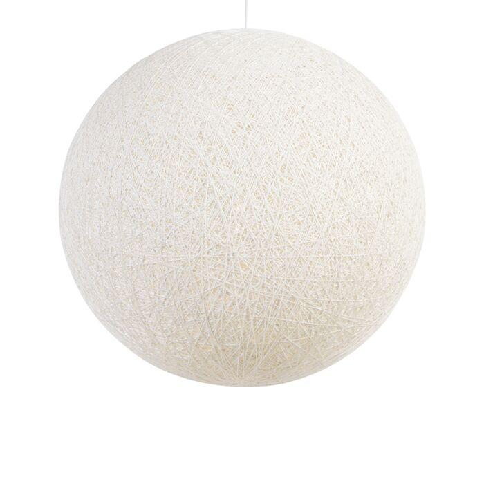 Skandinavische-Hängelampe-weiß-80-cm---Corda
