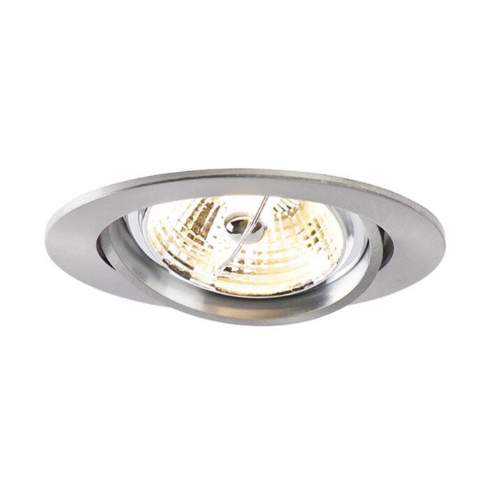 Modernes-versenktes-Spot-Aluminium-AR70---Cisco