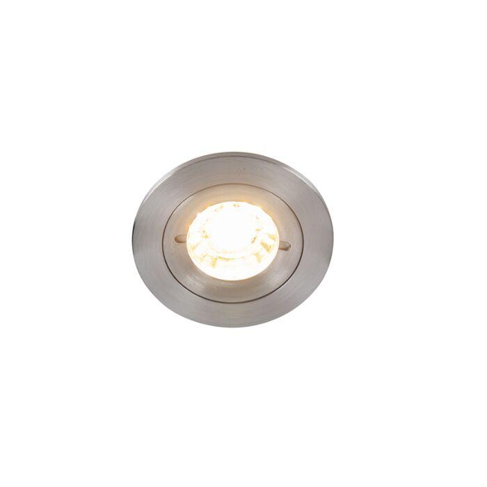 Einbauspot-Aluminium-IP54---Xena-Round