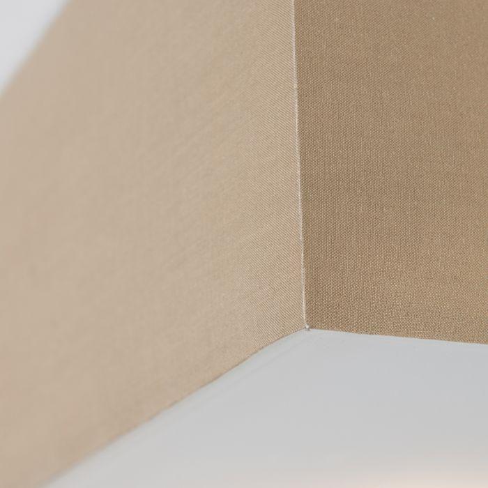 Deckenleuchte-Drum-35-quadratisch-beige