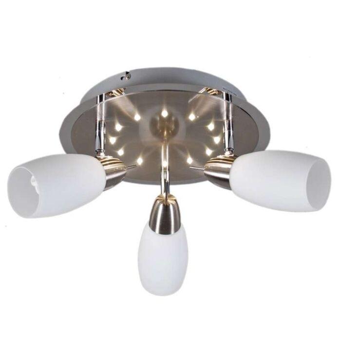 Strahler-Deckenleuchte-Atom-3-rund-LED