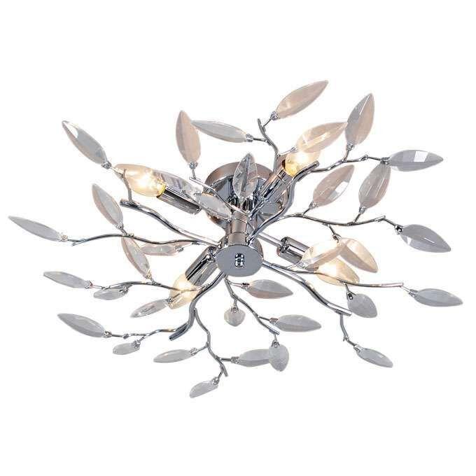 Deckenleuchte-Forest-4-Glas-Chrom
