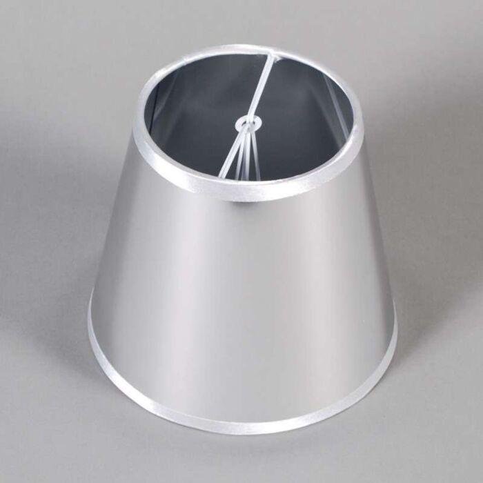 Klemmschirm-ø15cm-Magic-silber