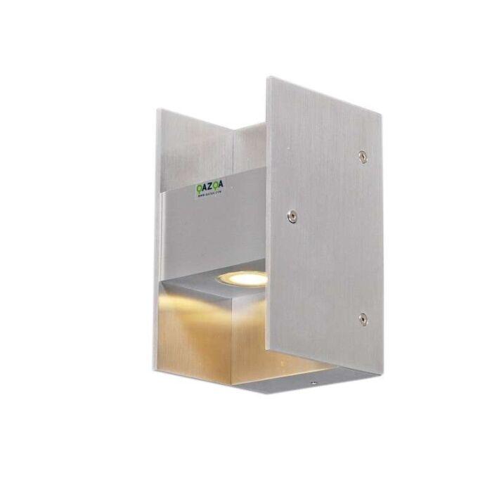 Wandleuchte-Luna-II-Aluminium-LED