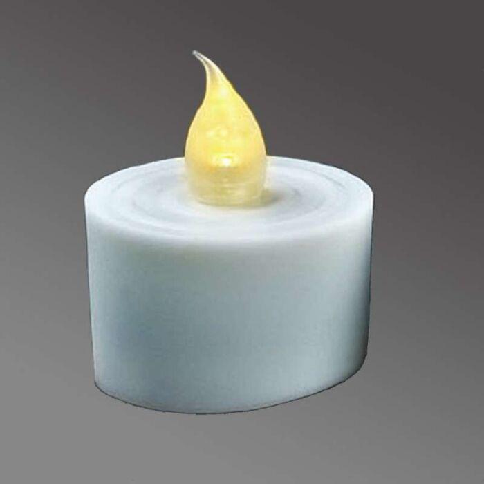 Ersatz-aufladbare-LED-Teelicht