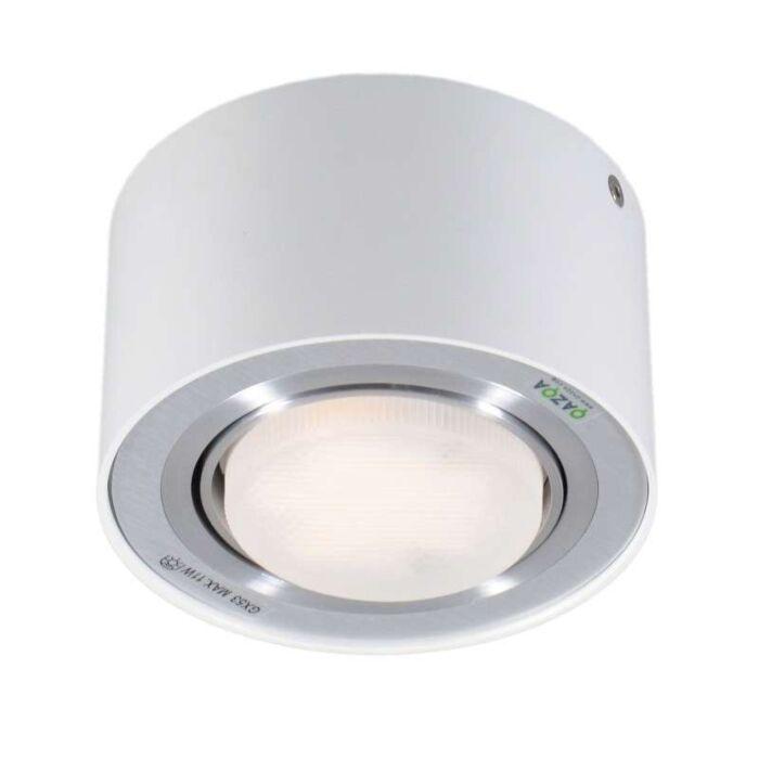 Deckenleuchte-Flox-1-Weiß