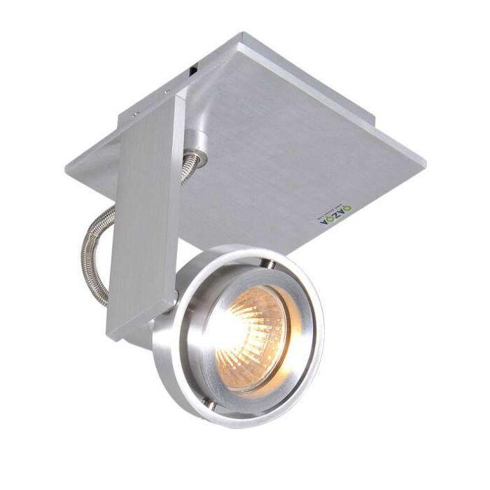 Strahler-Staple-1-Aluminium