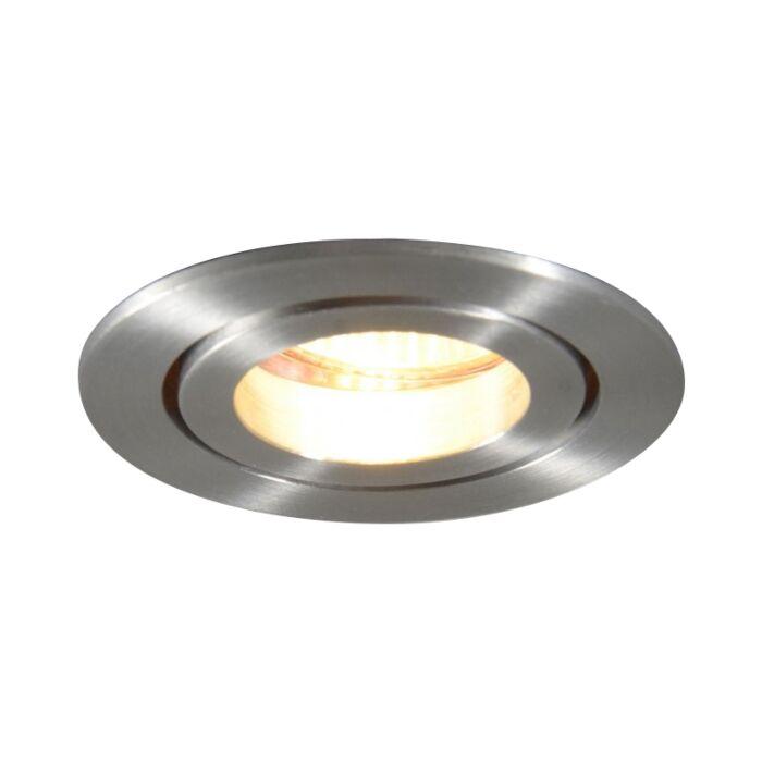 Einbaustrahler-Limit-MR11-Aluminium