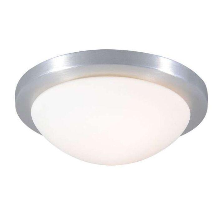 Deckenleuchte-Menta-28-rund-Aluminium
