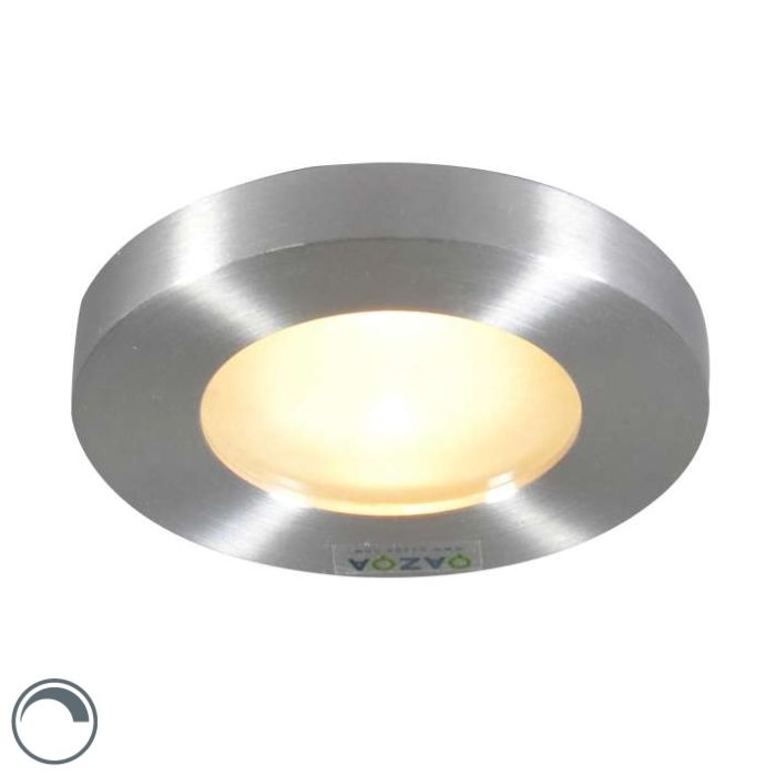 Moderner-Einbauspot-Aluminium-IP54-dimmbar---Anex