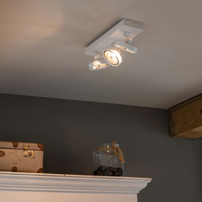 Designspot-weiß-verstellbar-3-flammig-inkl.-LED---Go