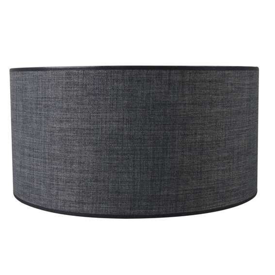 Lampenschirm-50/50/25-dunkelgrau