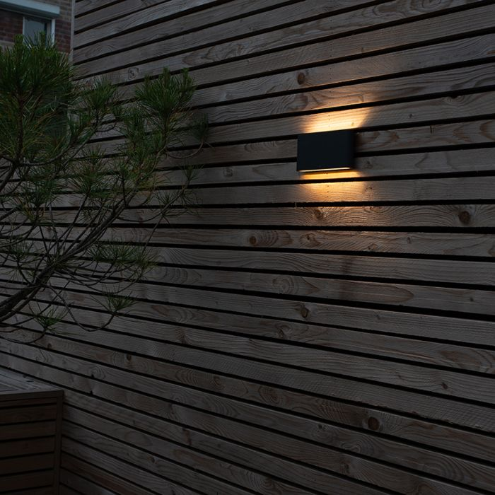 Moderne-Wandleuchte-anthrazit-inkl.-LED-IP54---Otan-Outdoor