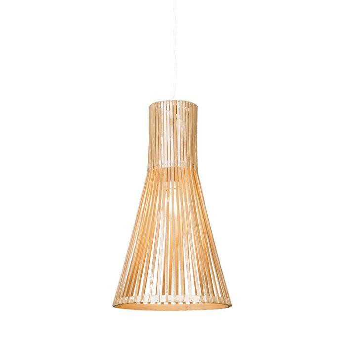 Pendelleuchte-Bamboo-1-natur