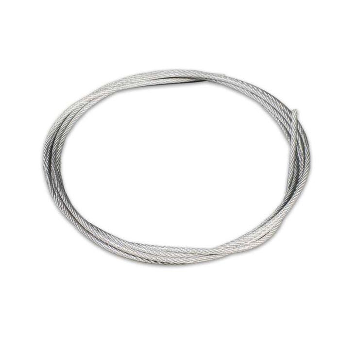 Stahlkabel-Meterware