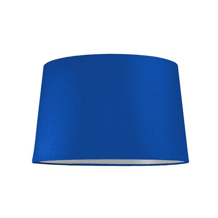 Schirm-40cm-rund-SU-E27-blau