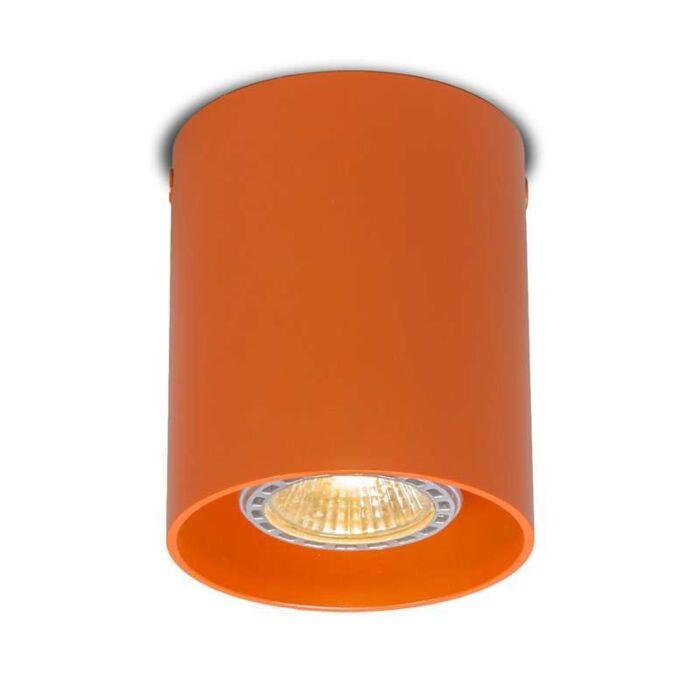 Deckenstrahler-Tubo-1-orange