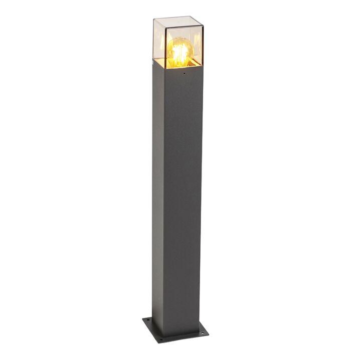 Moderne-Stehlampe-70-cm-Anthrazit-IP44---Dänemark