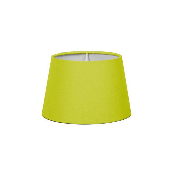 Lampenschirm-18cm-rund-SD-E27-grün