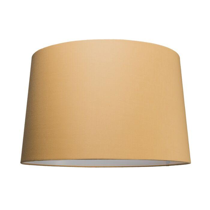 Lampenschirm-50cm-rund-SU-E27-beige
