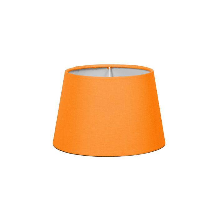 Lampenschirm-18cm-rund-SD-E27-orange