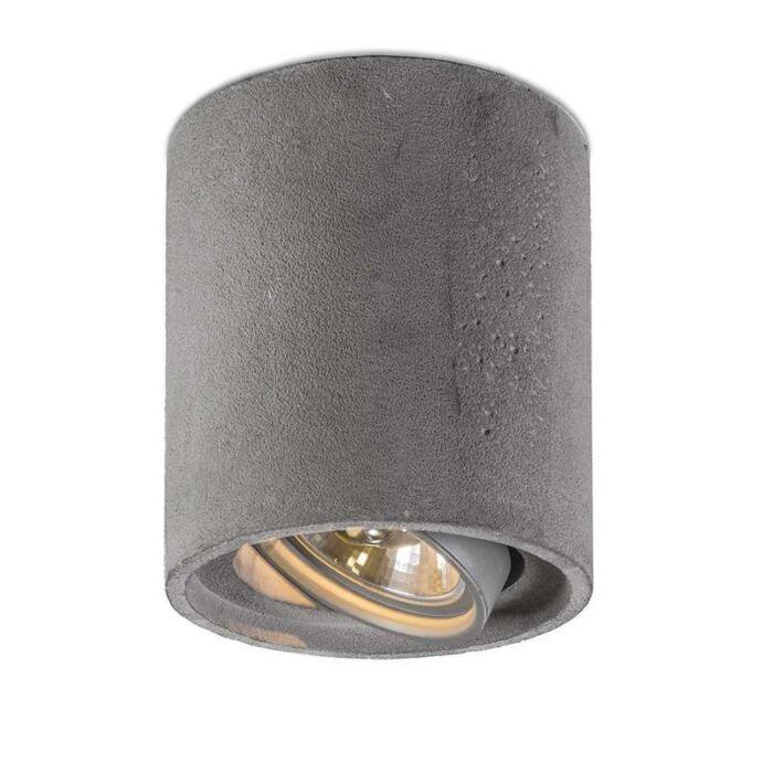 Strahler-Box-111-Concrete-rund