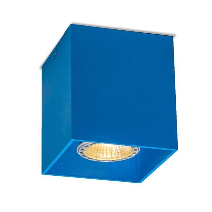 Deckenstrahler-Qubo-1-blau