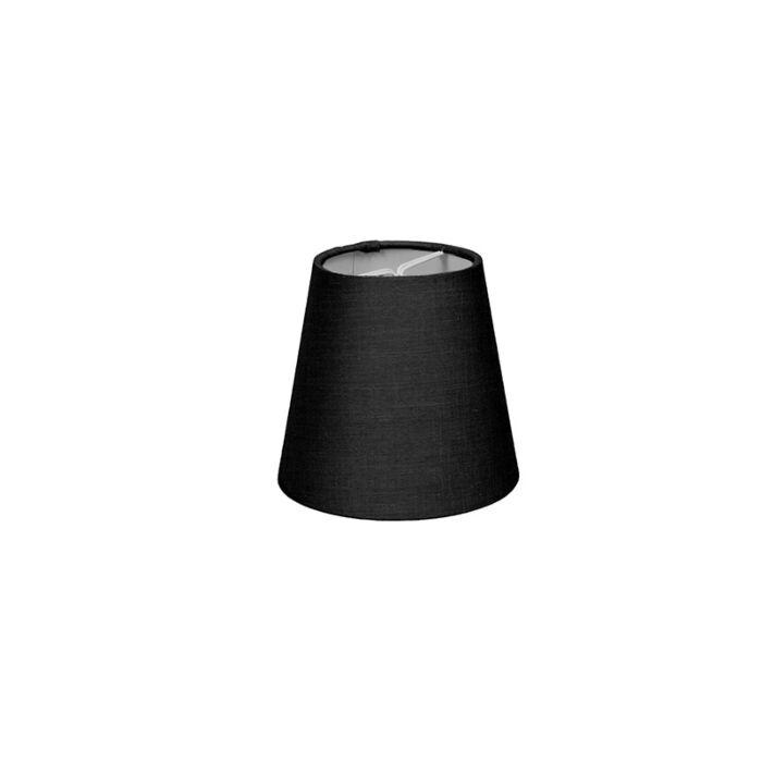 Klemmschirm-12cm-rund-SC-schwarz