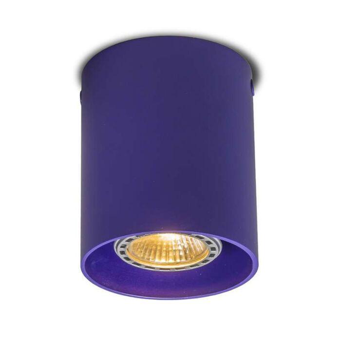 Deckenstrahler-Tubo-1-violett