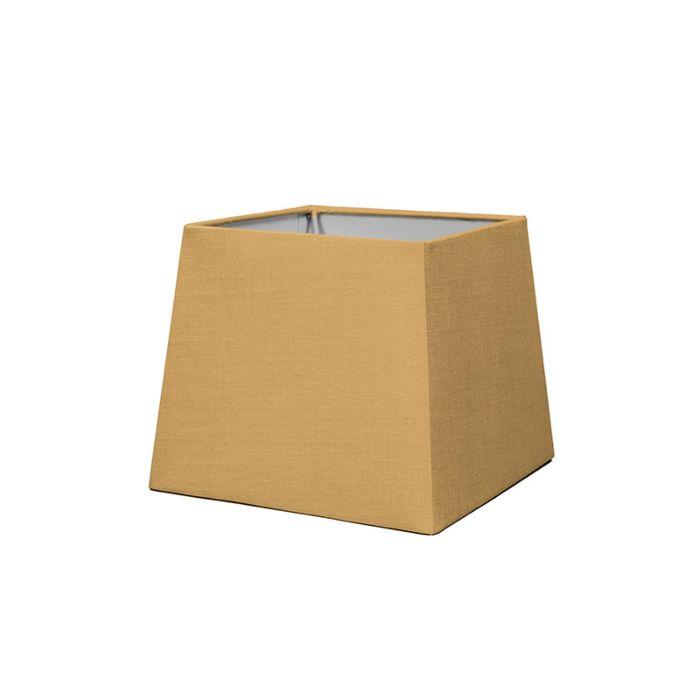 Schirm-18cm-quadratisch-SD-E27-beige