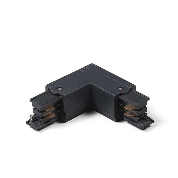 L-Verbindungsstück-für-3-Phasen-Schienensytem-rechts-schwarz