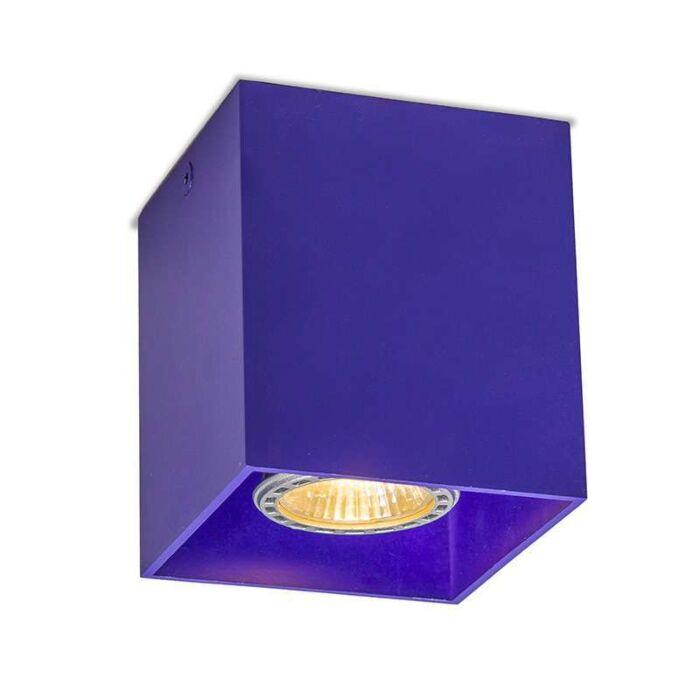 Deckenstrahler-Qubo-1-violett