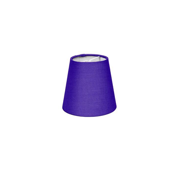 Klemmschirm-12cm-rund-SC-violett