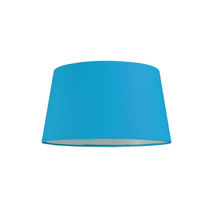 Lampenschirm-30cm-rund-SU-E27-hellblau
