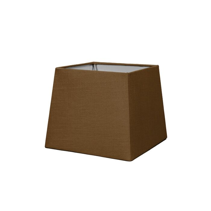 Schirm-18cm-quadratisch-SD-E27-braun